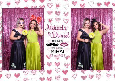 Cabina Foto Showtime - Nunta - Mihaela si Daniel - Restaurant Paradis Royal Ramnicu Valcea - (46)