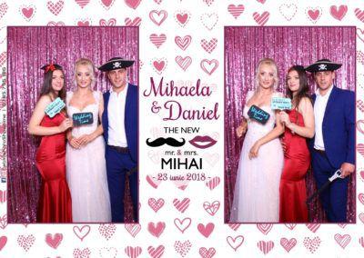 Cabina Foto Showtime - Nunta - Mihaela si Daniel - Restaurant Paradis Royal Ramnicu Valcea - (48)
