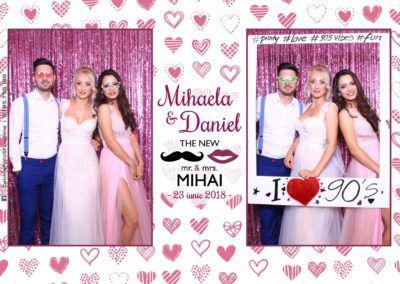 Cabina Foto Showtime - Nunta - Mihaela si Daniel - Restaurant Paradis Royal Ramnicu Valcea - (49)