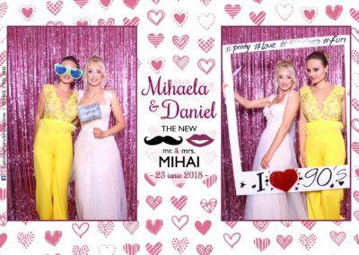Cabina Foto Showtime - Nunta - Mihaela si Daniel - Restaurant Paradis Royal Ramnicu Valcea - (5)