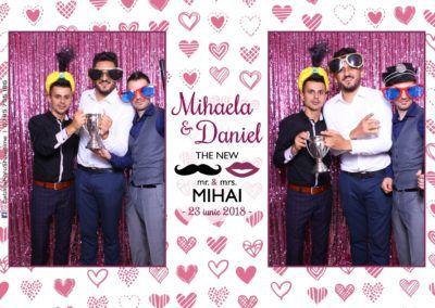 Cabina Foto Showtime - Nunta - Mihaela si Daniel - Restaurant Paradis Royal Ramnicu Valcea - (50)