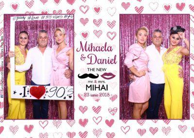Cabina Foto Showtime - Nunta - Mihaela si Daniel - Restaurant Paradis Royal Ramnicu Valcea - (6)