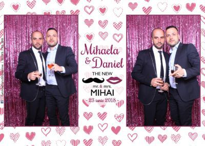 Cabina Foto Showtime - Nunta - Mihaela si Daniel - Restaurant Paradis Royal Ramnicu Valcea - (60)