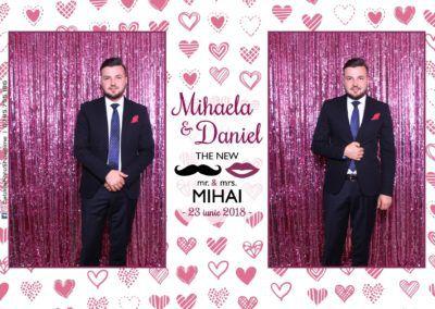 Cabina Foto Showtime - Nunta - Mihaela si Daniel - Restaurant Paradis Royal Ramnicu Valcea - (61)