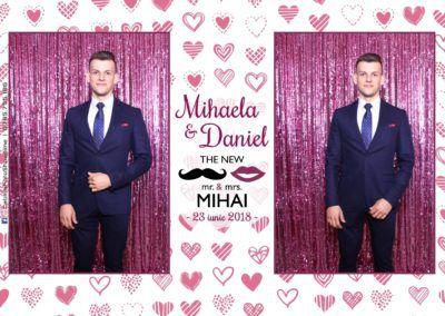 Cabina Foto Showtime - Nunta - Mihaela si Daniel - Restaurant Paradis Royal Ramnicu Valcea - (62)