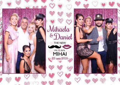 Cabina Foto Showtime - Nunta - Mihaela si Daniel - Restaurant Paradis Royal Ramnicu Valcea - (68)