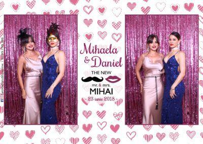 Cabina Foto Showtime - Nunta - Mihaela si Daniel - Restaurant Paradis Royal Ramnicu Valcea - (7)