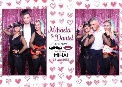 Cabina Foto Showtime - Nunta - Mihaela si Daniel - Restaurant Paradis Royal Ramnicu Valcea - (72)