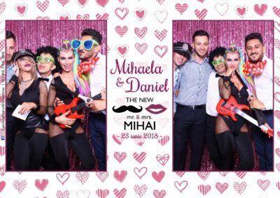 Cabina Foto Showtime - Nunta - Mihaela si Daniel - Restaurant Paradis Royal Ramnicu Valcea - (73)