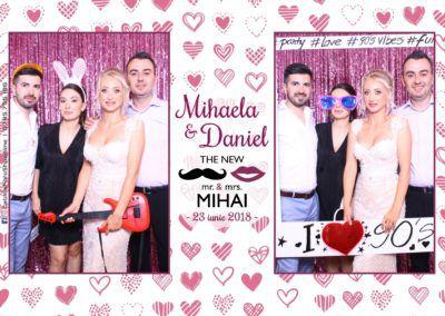 Cabina Foto Showtime - Nunta - Mihaela si Daniel - Restaurant Paradis Royal Ramnicu Valcea - (75)