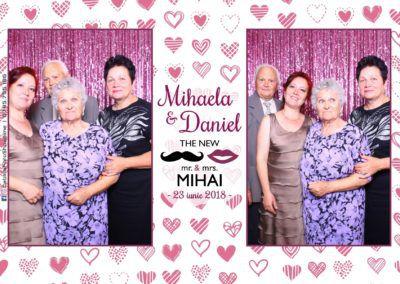 Cabina Foto Showtime - Nunta - Mihaela si Daniel - Restaurant Paradis Royal Ramnicu Valcea - (81)