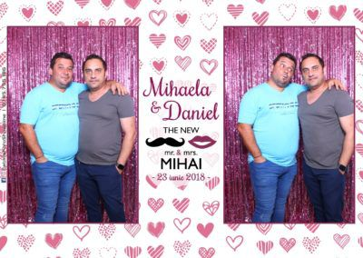 Cabina Foto Showtime - Nunta - Mihaela si Daniel - Restaurant Paradis Royal Ramnicu Valcea - (84)