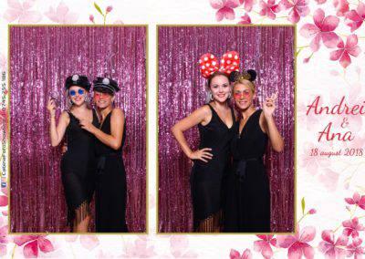 Cabina Foto Showtime - MAGIC MIRROR - Andrei & Ana - Nunta - Grand Hotel Sofianu Ramnicu Valcea (107)