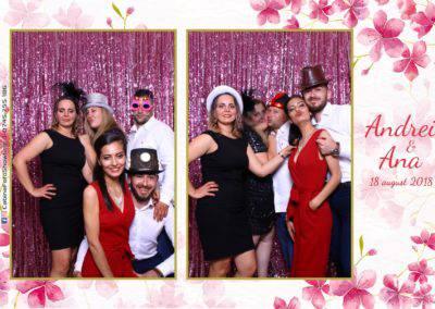 Cabina Foto Showtime - MAGIC MIRROR - Andrei & Ana - Nunta - Grand Hotel Sofianu Ramnicu Valcea (109)