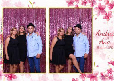 Cabina Foto Showtime - MAGIC MIRROR - Andrei & Ana - Nunta - Grand Hotel Sofianu Ramnicu Valcea (112)