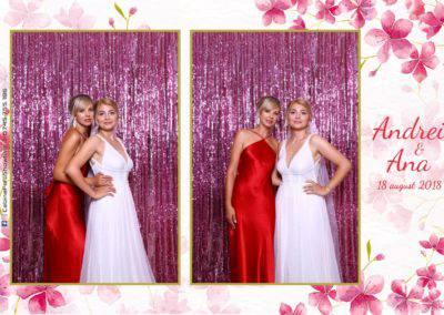 Cabina Foto Showtime - MAGIC MIRROR - Andrei & Ana - Nunta - Grand Hotel Sofianu Ramnicu Valcea (15)