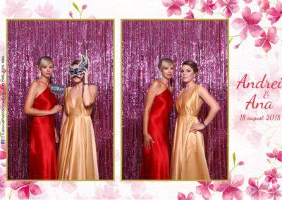 Cabina Foto Showtime - MAGIC MIRROR - Andrei & Ana - Nunta - Grand Hotel Sofianu Ramnicu Valcea (18)