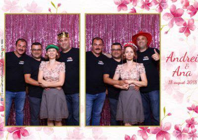 Cabina Foto Showtime - MAGIC MIRROR - Andrei & Ana - Nunta - Grand Hotel Sofianu Ramnicu Valcea (20)