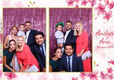Cabina Foto Showtime - MAGIC MIRROR - Andrei & Ana - Nunta - Grand Hotel Sofianu Ramnicu Valcea (26)