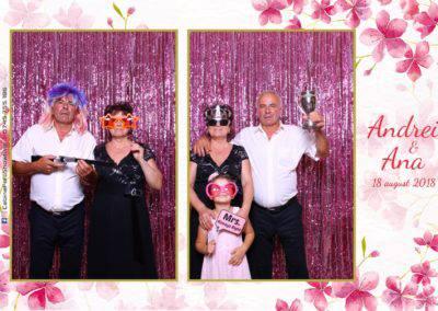 Cabina Foto Showtime - MAGIC MIRROR - Andrei & Ana - Nunta - Grand Hotel Sofianu Ramnicu Valcea (28)