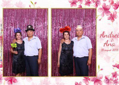 Cabina Foto Showtime - MAGIC MIRROR - Andrei & Ana - Nunta - Grand Hotel Sofianu Ramnicu Valcea (30)