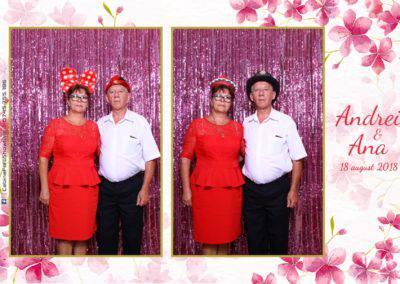 Cabina Foto Showtime - MAGIC MIRROR - Andrei & Ana - Nunta - Grand Hotel Sofianu Ramnicu Valcea (31)