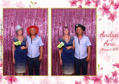 Cabina Foto Showtime - MAGIC MIRROR - Andrei & Ana - Nunta - Grand Hotel Sofianu Ramnicu Valcea (32)