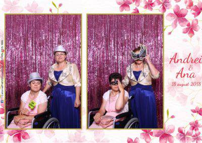 Cabina Foto Showtime - MAGIC MIRROR - Andrei & Ana - Nunta - Grand Hotel Sofianu Ramnicu Valcea (37)