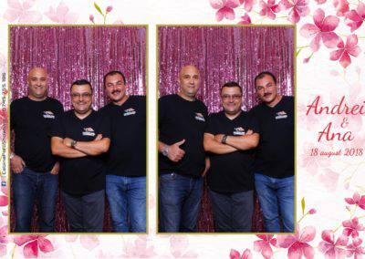 Cabina Foto Showtime - MAGIC MIRROR - Andrei & Ana - Nunta - Grand Hotel Sofianu Ramnicu Valcea (4)