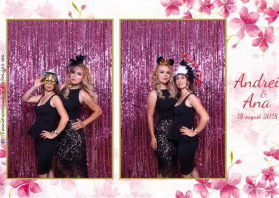 Cabina Foto Showtime - MAGIC MIRROR - Andrei & Ana - Nunta - Grand Hotel Sofianu Ramnicu Valcea (41)
