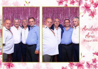 Cabina Foto Showtime - MAGIC MIRROR - Andrei & Ana - Nunta - Grand Hotel Sofianu Ramnicu Valcea (47)