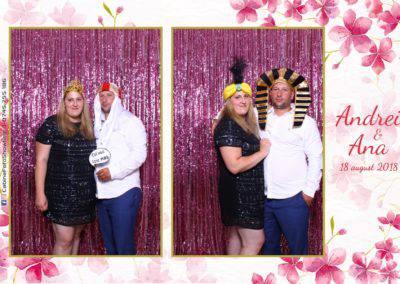 Cabina Foto Showtime - MAGIC MIRROR - Andrei & Ana - Nunta - Grand Hotel Sofianu Ramnicu Valcea (51)