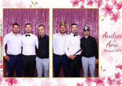 Cabina Foto Showtime - MAGIC MIRROR - Andrei & Ana - Nunta - Grand Hotel Sofianu Ramnicu Valcea (59)