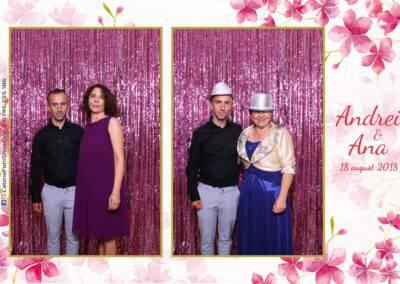 Cabina Foto Showtime - MAGIC MIRROR - Andrei & Ana - Nunta - Grand Hotel Sofianu Ramnicu Valcea (61)