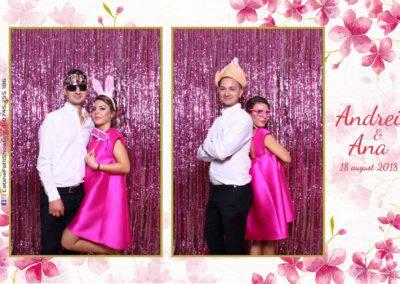 Cabina Foto Showtime - MAGIC MIRROR - Andrei & Ana - Nunta - Grand Hotel Sofianu Ramnicu Valcea (80)