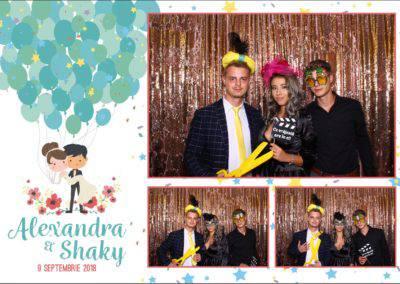 Cabina Foto Showtime - FUN BOX - Alexandra & Shaky - Nunta - OK Ballroom Ramnicu Valcea (10)