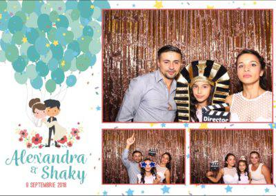 Cabina Foto Showtime - FUN BOX - Alexandra & Shaky - Nunta - OK Ballroom Ramnicu Valcea (100)