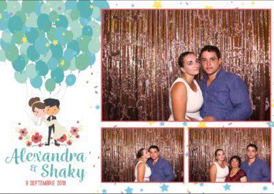 Cabina Foto Showtime - FUN BOX - Alexandra & Shaky - Nunta - OK Ballroom Ramnicu Valcea (101)