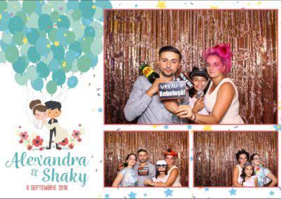 Cabina Foto Showtime - FUN BOX - Alexandra & Shaky - Nunta - OK Ballroom Ramnicu Valcea (102)