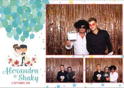 Cabina Foto Showtime - FUN BOX - Alexandra & Shaky - Nunta - OK Ballroom Ramnicu Valcea (103)