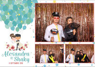 Cabina Foto Showtime - FUN BOX - Alexandra & Shaky - Nunta - OK Ballroom Ramnicu Valcea (104)
