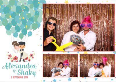 Cabina Foto Showtime - FUN BOX - Alexandra & Shaky - Nunta - OK Ballroom Ramnicu Valcea (105)
