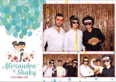 Cabina Foto Showtime - FUN BOX - Alexandra & Shaky - Nunta - OK Ballroom Ramnicu Valcea (107)