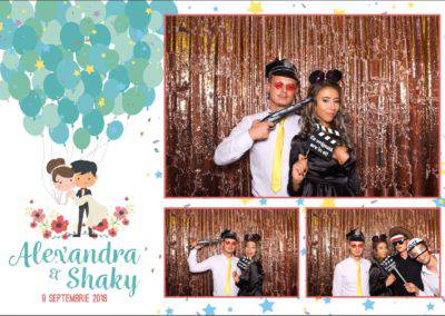 Cabina Foto Showtime - FUN BOX - Alexandra & Shaky - Nunta - OK Ballroom Ramnicu Valcea (108)