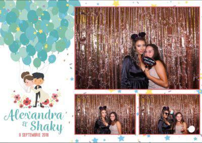 Cabina Foto Showtime - FUN BOX - Alexandra & Shaky - Nunta - OK Ballroom Ramnicu Valcea (109)