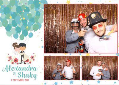 Cabina Foto Showtime - FUN BOX - Alexandra & Shaky - Nunta - OK Ballroom Ramnicu Valcea (11)