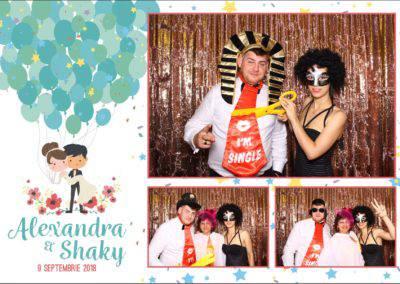Cabina Foto Showtime - FUN BOX - Alexandra & Shaky - Nunta - OK Ballroom Ramnicu Valcea (110)