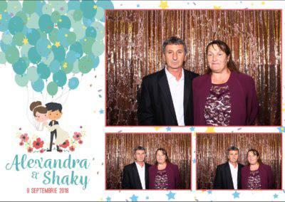 Cabina Foto Showtime - FUN BOX - Alexandra & Shaky - Nunta - OK Ballroom Ramnicu Valcea (13)