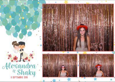 Cabina Foto Showtime - FUN BOX - Alexandra & Shaky - Nunta - OK Ballroom Ramnicu Valcea (14)
