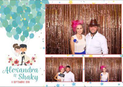 Cabina Foto Showtime - FUN BOX - Alexandra & Shaky - Nunta - OK Ballroom Ramnicu Valcea (15)